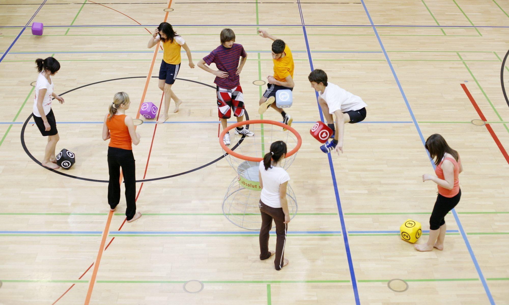 Bewegung in der Schule