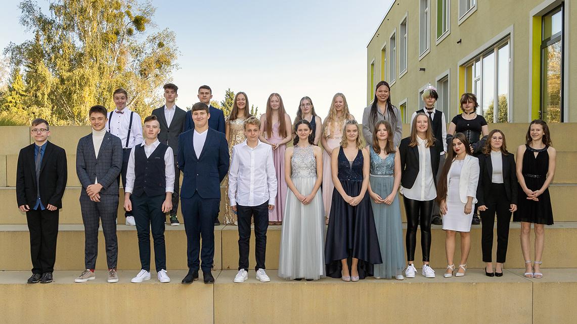 Gruppenfoto Jugendweihe 2021 Foto: ATRI